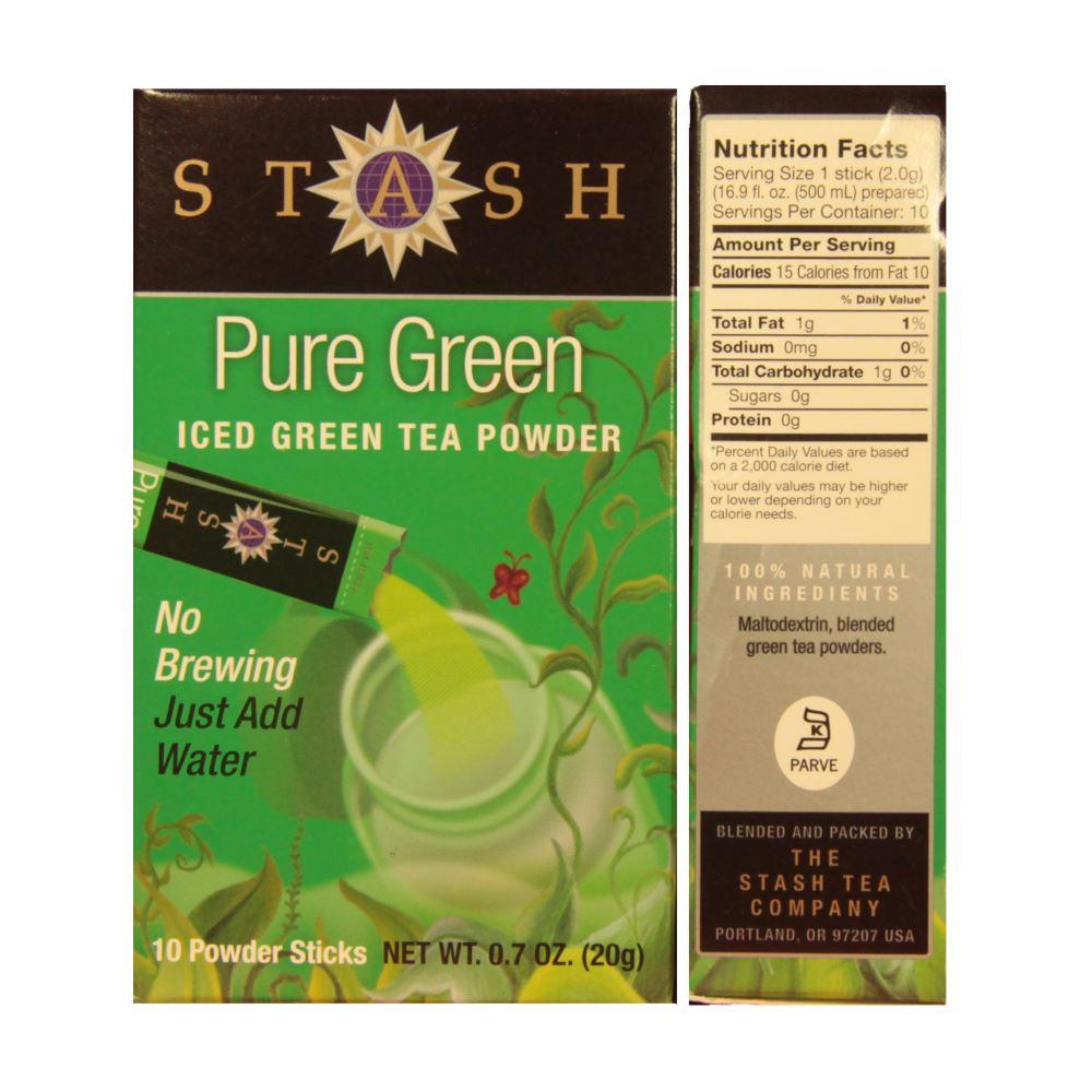 Iced Green Tea Powder | HerbsGarden